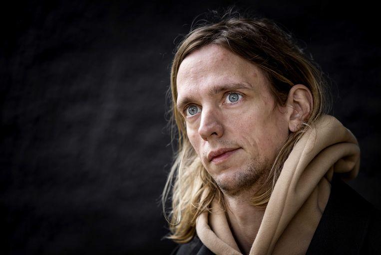 Pepijn Lanen, bekend als Faberyayo van De Jeugd van Tegenwoordig, schreef de podcast 'Gothrecht'. Beeld ANP Kippa
