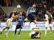 De Ligt moet alleen Cristiano Ronaldo voor zich dulden, De Vrij in Inter-middenmoot