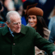 Prins Philip (96) is opgenomen in het ziekenhuis