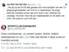 Condoleances stromen binnen voor overleden jeugdspeler in 's Heerenberg