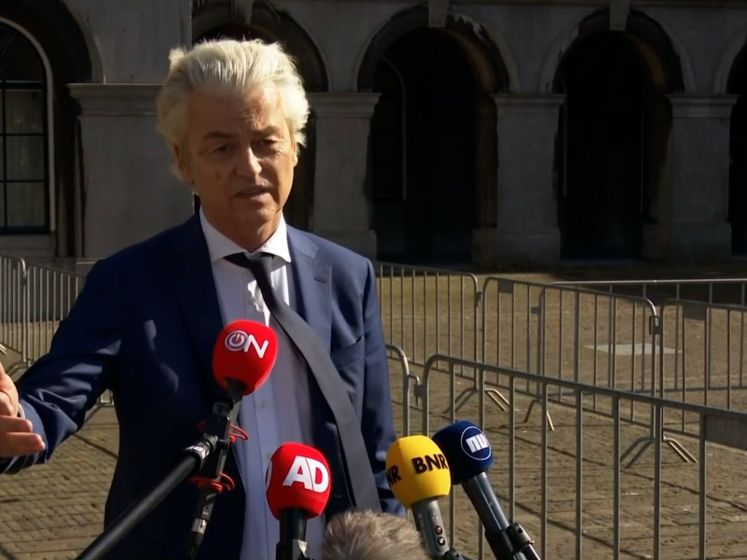 Wilders: 'Nieuwe verkiezingen zijn onvermijdelijk'