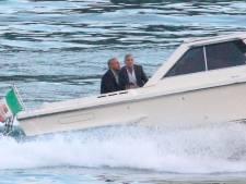 Obama's vieren vakantie samen met Amal en George Clooney