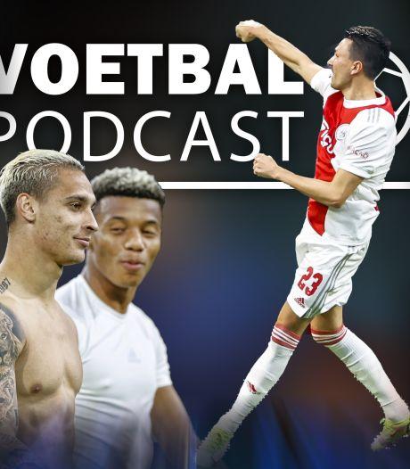 Podcast   'Ajax is min of meer al geplaatst voor de volgende ronde'