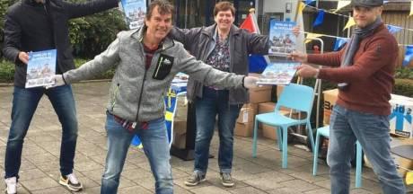 Boek over oorlogsverhalen uit Oldenzaal al uitverkocht, tweede druk op komst