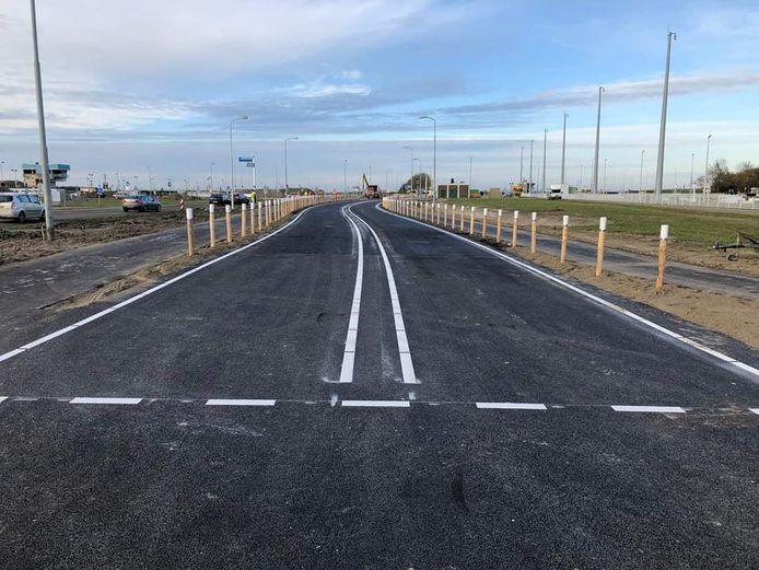 De nieuwe 'Bypass-Oostsluis'