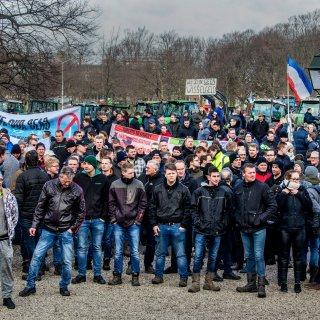 Haagse politie krijgt handigheid in aanpak boerenprotesten
