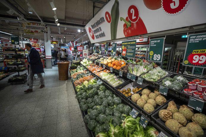 Supermarkt Dirk scoorde niet goed in de privacytest van de Consumentenbond.