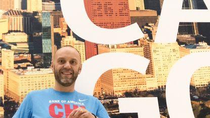 Peter Declercq zou nooit nog een marathon lopen, maar staat voor Cliniclowns toch weer aan de start in Tokio