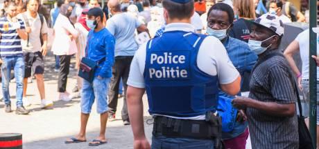 Des sans-papiers encore présents en nombre à la Zone neutre dédiée aux seuls grévistes