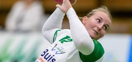 Celine Michielsen denkt bij Quintus nog niet aan haar vader: 'Eerst seizoen afsluiten met een hoofdprijs'