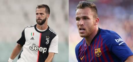 De beste momenten van Pjanic en Arthur: dit halen Juventus en Barcelona in huis