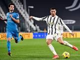 De Ligt-loos Juventus wint in jubileumduel Ronaldo