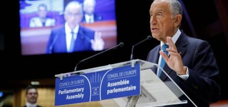 Record d'infections au Portugal, le président en isolement