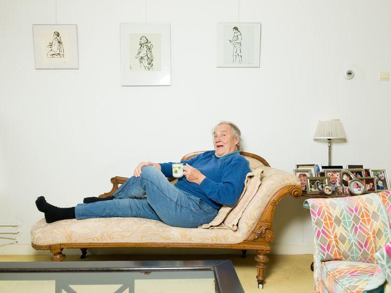 Jules Croiset Beeld Ivo van der Bent