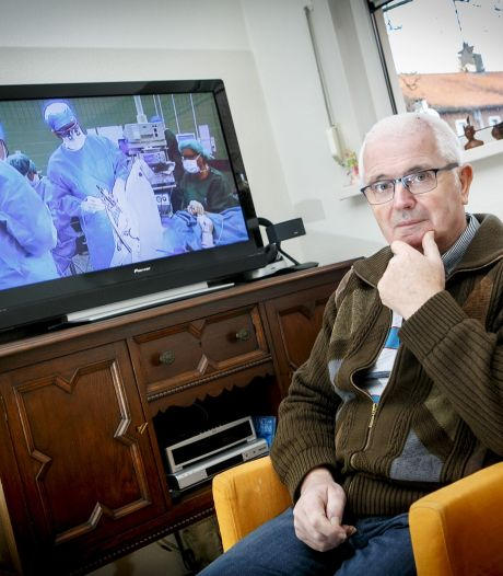 Man die live op tv diepe hersenstimulatie kreeg voelt zich herboren