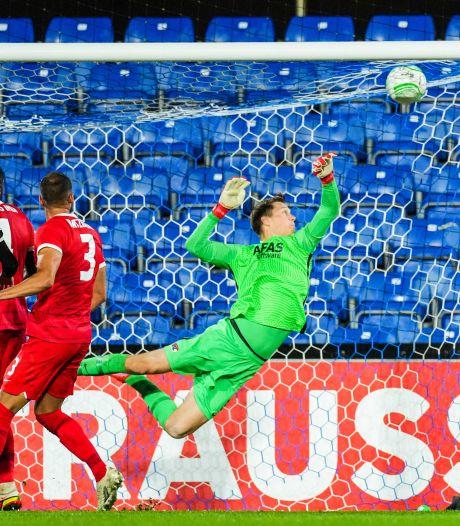Dominant AZ laat in Conference League zege liggen bij Deense Randers