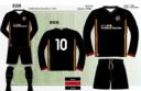 Een indicatie van hoe het tenue van EGS'20 eruit komt te zien.