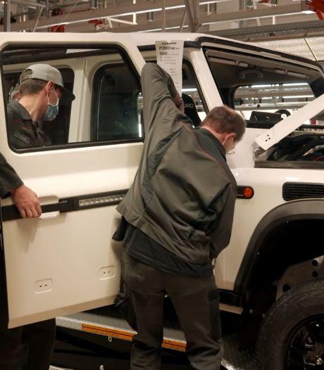 Helmondse onderdelen voor Land Rover Defender-opvolger van Britse chemiegigant
