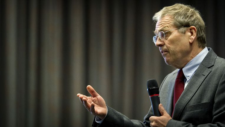 Nationale Ombudsman Alex Brenninkmeijer Beeld anp