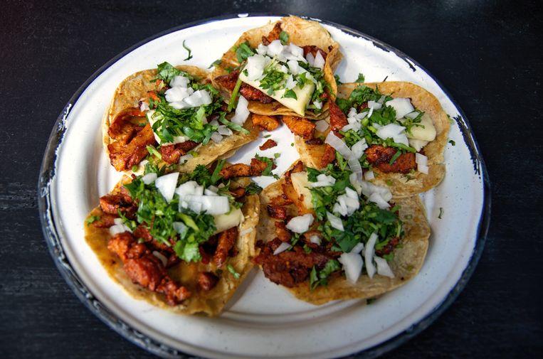 Mexicaanse maaltijd Beeld Getty Images