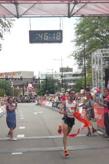Choukoud mist olympische limiet in Eindhoven