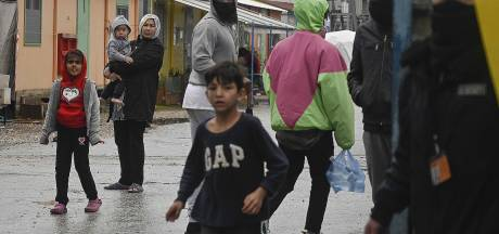 Kind komt om het leven door brand in Grieks vluchtelingenkamp