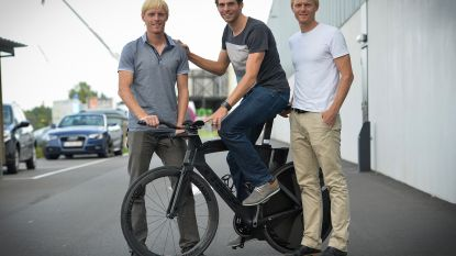 Drie broers Veldeman samen aan start Ironman
