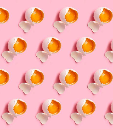 Waar kun je je eieren beter bewaren: in of buiten de koelkast?