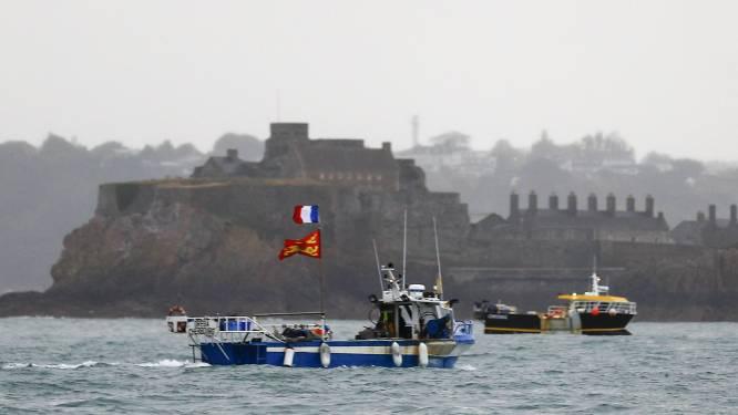 Spanning tussen Fransen en Britten over visserijrechten loopt opnieuw hoog op