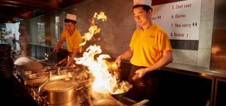 Restaurants mogen meer Aziatische koks uit het buitenland halen