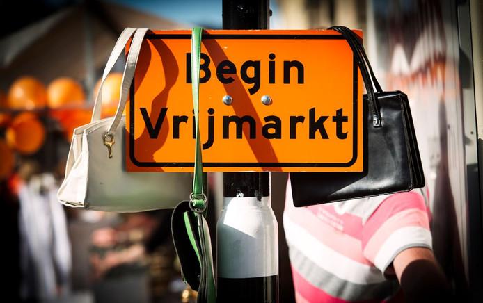 De Utrechtse vrijmarkt.