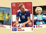 Knappe IJslander is hit en geen WK zonder Zlatan