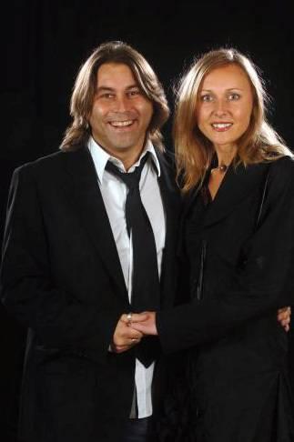 Pauwels et son épouse Emilie.