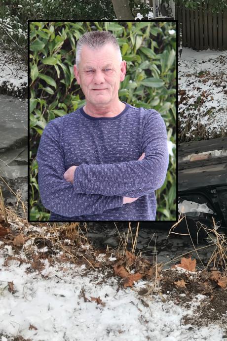 Held Berry (57) redt twee kinderen uit het ijskoude water: 'Als je hen hoort gillen, denk je niet na'
