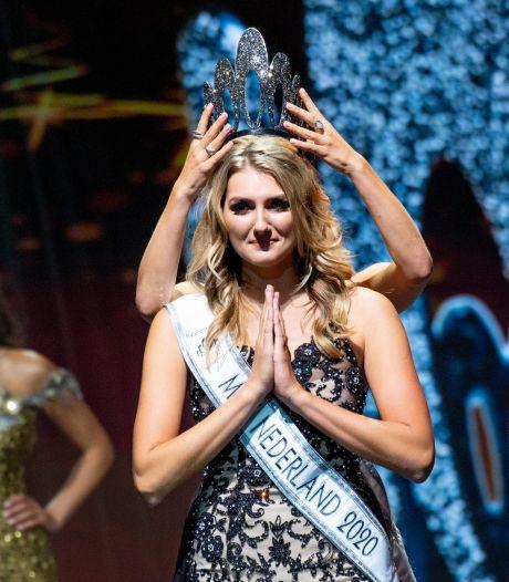 Denise Speelman: blij dat ik verhaal kwijt kon bij Miss Universe