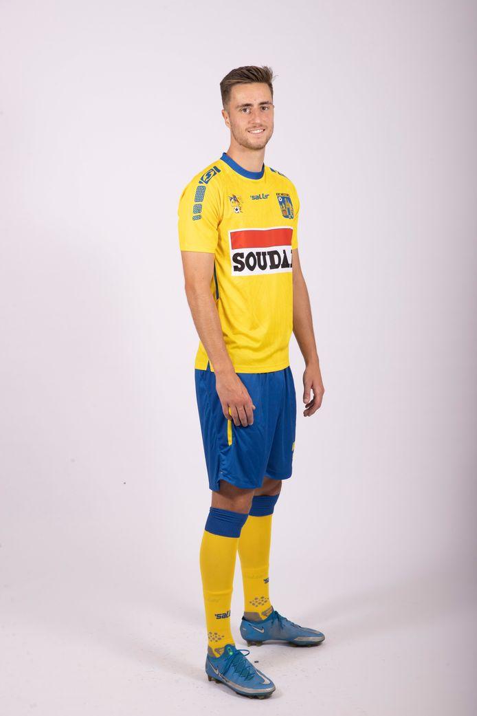 Spits Kyan Vaesen (20) wil zich bewijzen bij KVC Westerlo.