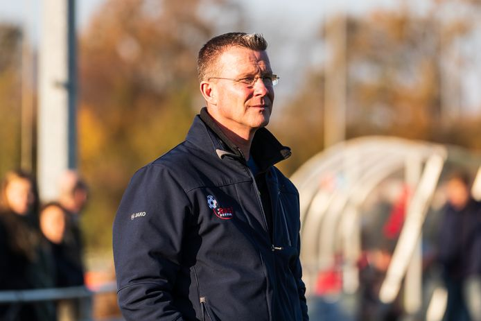 Noël Spijker dwong met dorpsclub RSC promotie naar de derde klasse af.