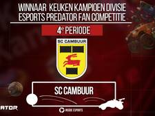 SC Cambuur wint periodetitel na 3-0 winst tegen Excelsior