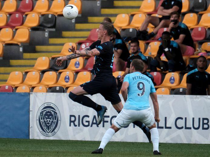 Riga FC verloor onlangs in de eerste voorronde van de Champions League van het Zweedse Malmo FF.