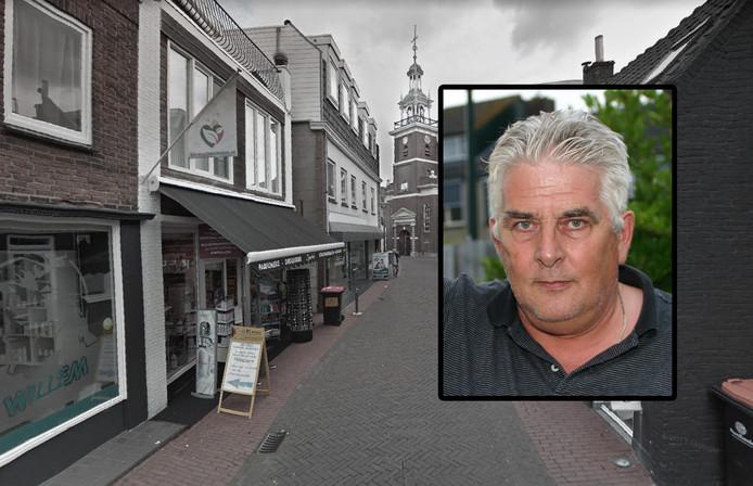 Er werd 65 keer gestemd op de onlangs overleden PvdA'er Jan Huizer uit Hardinxveld-Giessendam.