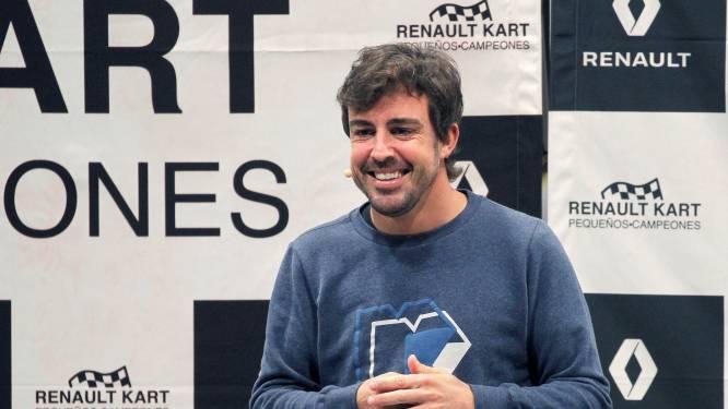 Fernando Alonso succesvol geopereerd na aanrijding tijdens fietstochtje