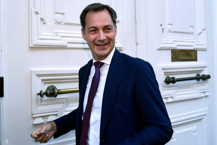 Minister van Digitale Agenda Alexander De Croo. Beeld Photo News