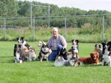 Joop maakte zich als gemeenteraadslid en voorzitter hondenclub sterk voor viervoeters