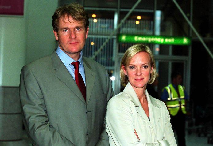 David en Karen uit de Britse Cold Feet