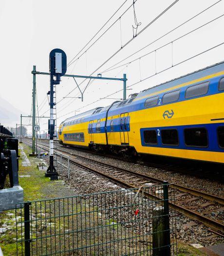 Seinstoring legt treinverkeer plat tussen Apeldoorn en Deventer