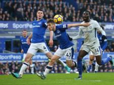 Everton na gelijkspel tegen Chelsea nog altijd ongeslagen onder Allardyce
