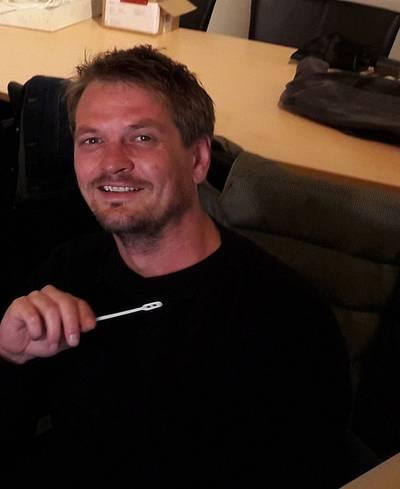 Nieuwe bassist Maarten van Damme uit Prinsenbeek heeft goed gevoel bij Racoon