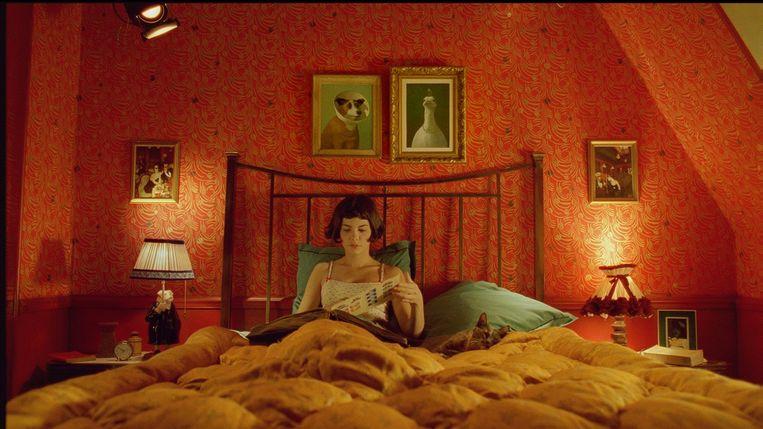 De beroemde muziek van Yann Tiersen voor 'Le fabuleux destin d'Amélie Poulain' heeft de film overstegen: die muziek is nu de soundtrack van Parijs. Tot ergernis van Tiersen zelf. Beeld ammb
