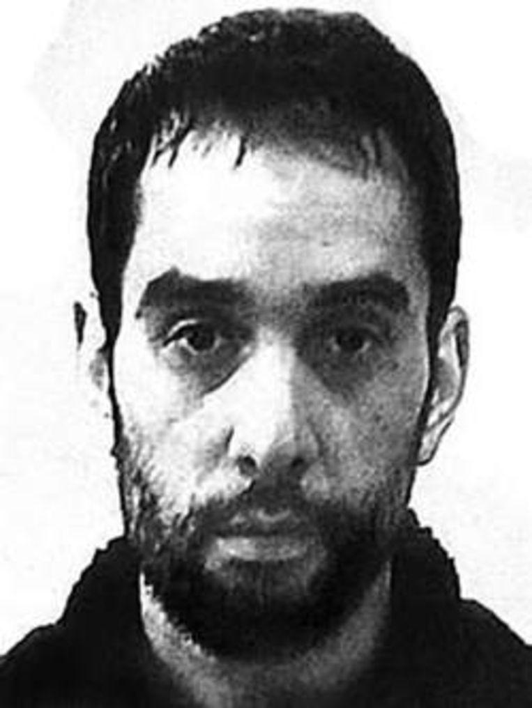 Dit is de enige foto van de Atar die tot nog toe bekend was, genomen tijdens zijn gevangenschap in Irak (2005-2012). Beeld Het Laatste Nieuws
