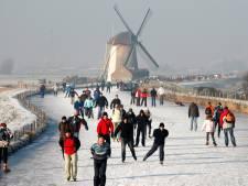Kunnen de schaatsen al uit het vet? Vrijwilligers hebben goede hoop: 'Vorst komt zeker terug'